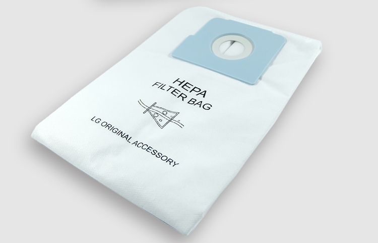 Vacuum Non-woven Dust Bag for LG ADQ74333302