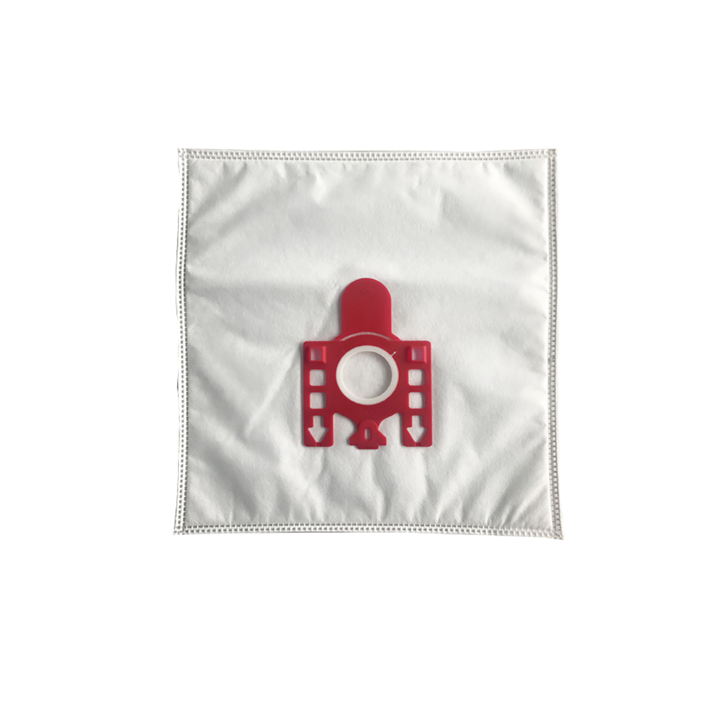 Vacuum dust bag for Miele FJM synthetic